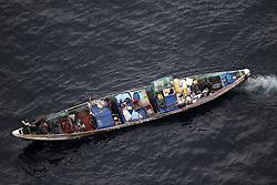 ATLANTIC OCEAN 31OCT14 - Fishing activities in the Atlantic Ocean off the coast of Guinea.<br /> <br /> jre/Photo by Jiri Rezac / Greenpeace<br /> <br /> <br /> © Jiri Rezac 2014