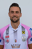 Download von www.picturedesk.com am 16.08.2019 (13:58). <br /> PASCHING, AUSTRIA - JULY 16: James Holland of LASK during the team photo shooting - LASK at TGW Arena on July 16, 2019 in Pasching, Austria.190716_SEPA_19_016 - 20190716_PD12483