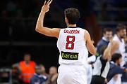 DESCRIZIONE : Kaunas Lithuania Lituania Eurobasket Men 2011 Quarter Final Round Spagna Slovenia Spain Slovenia<br /> GIOCATORE : Jose Calderon<br /> CATEGORIA : schema<br /> SQUADRA : Spagna Spain<br /> EVENTO : Eurobasket Men 2011<br /> GARA : Spagna Slovenia Spain Slovenia<br /> DATA : 14/09/2011<br /> SPORT : Pallacanestro <br /> AUTORE : Agenzia Ciamillo-Castoria/ElioCastoria<br /> Galleria : Eurobasket Men 2011<br /> Fotonotizia : Kaunas Lithuania Lituania Eurobasket Men 2011 Quarter Final Round Spagna Slovenia Spain Slovenia<br /> Predefinita :
