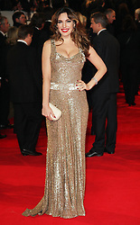 Kelly Brook  arriving  at the world premiere of Skyfall  in London, Tuesday, 23rd October 2012.  Photo by: Stephen Lock / i-Images