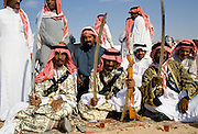 Arab Men in Riyadh, Saudi Arabia