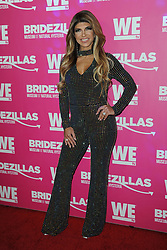 "February 22, 2018 - New York, NY, USA - February 22, 2018  New York City..Teresa Giudice attending WE tv season 11 premiere of ""Bridezillas""event at Arena on February 22, 2018 in New York City. (Credit Image: © Kristin Callahan/Ace Pictures via ZUMA Press)"