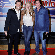 NLD/Utrecht/20121018- Premiere Speed, Oscar en Renzo Kazan