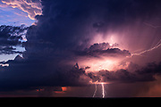 """Storm Chaser: Amazing photos that convey the awesome power and beauty of nature<br /> <br /> Storm chaser Mike Olbinski captures lightning, tornadoes and dramatic cloud formations in stunning images that convey the awesome power and beauty of nature.<br /> <br /> Photographer Mike Olbinski chases storms throughout his native Arizona and further afield, capturing lightning, tornadoes and dramatic cloud formations in images that convey the awesome power and beauty of nature. A new book, Storm Chaser, gathers 100 of his most breathtaking images. He says he had always been interested in storms and would travel thousands of miles every year, chasing the big supercells and tornadoes that appear on the central plains of the United States each spring. """"But in 2011 my life changed,"""" he says, """"On 5 July I received a text with a photo of a dust storm rolling into the Phoenix area from the southeast. The day before I had just started practising time lapse photography and when I heard about a dust storm heading my way, I grabbed my gear and headed to a parking garage down the street. I thought that a time-lapse of a dust storm over the city would really give people an idea of how large these things can be.<br /> <br /> """"As I pulled up to the top of the parking garage, my jaw dropped. The sky before me was unlike anything I'd ever seen. A massive wall of dust was headed my way. Not the normal dust storms you tend to see out here. No, this was like the end of the world. The wall was dense, thick and as tall as the clouds. It looked like a scene from the movie Independence Day. The National Weather Service would later say it was over 100 miles wide and a mile high.""""  The most amazing moment though for me was the day when I received a phone call from Al Gore's office, asking if they could use the footage in their climate change presentations. I was absolutely blown away.<br /> mikes book is out now """"Storm Chaser by Mike Olbinksi"""", published by Pen & Sword Books.<br /> <br /> Photo s"""