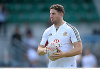 30 May 2013; Alex Cuthbert, British & Irish Lions, during squad training ahead of their game against Barbarian FC on Saturday. British & Irish Lions Tour 2013, Squad Training, Aberdeen Sports Ground, Aberdeen, Hong Kong, China. Picture credit: Stephen McCarthy / SPORTSFILE