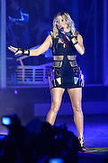 """COLUMBIA, MD - June 9th, 2011: Fergie of the Grammy Award-wining hip-hop group The Black Eyed Peas performs at Merriweather Post Pavilion in Columbia, MD. The group recently released the single """"Don't Stop The Party"""" from their sixth studio album, The Beginning. (Photo by Kyle Gustafson/For The Washington Post)"""