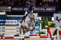 Fernandez Saro Manuel, ESP, Usador Du Rouet<br /> Stuttgart - German Masters 2018<br /> © Hippo Foto - Stefan Lafrentz