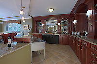 Brightview Towson Assisted Living Interior Image of the Lounge Bar