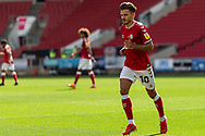 Bristol City's Jamie Paterson (10) during the EFL Cup match between Bristol City and Exeter City at Ashton Gate, Bristol, England on 5 September 2020.