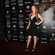 Victoria Clay attend the Official launch party for the annual Gumball 3000 Rally took place at Proud Embankment on August 4 2018, London, UK.