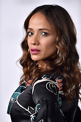 Dania Ramirez attends the World Premiere of Columbia Pictures' 'Passengers' at Regency Village Theatre on December 14, 2016 in Los Angeles, CA, USA. Photo by Lionel Hahn/ABACAPRESS.COM