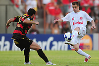 20091129: RECIFE, BRAZIL - Sport Recife vs Internacional Porto Alegre: Brazilian League 2009. In picture: Andres D'Alessandro (Internacional). PHOTO: CITYFILES