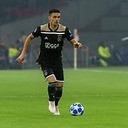 NLD/Amsterdam/20181023 - Champions Leaguewedstrijd  Ajax - SL Benfica, nr.10 Dusan Tadic