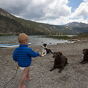 The Eastern Sierras near Mammoth and June Lakes is a outdoor playground that offers incredible fishing, hiking, paddle boarding and scenic wonders.
