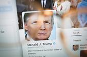Fake Donald Trump tweets from China