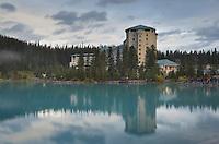 Chateau Lake Louise, Banff National Park