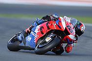 #63 Francesco Bagnaia, Italian: Alma Pramac Racing Ducati during the Gran Premio Motul de la Comunitat Valenciana at Circuito Ricardo Tormo Cheste, Valencia, Spain on 15 November 2019.
