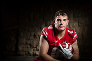 Wisconsin tight end Troy Fumagalli. (Photo © Andy Manis)