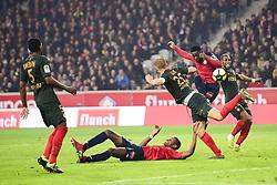 March 15, 2019 - Lille, France, FRANCE - Jonathan Bamba  (Credit Image: © Panoramic via ZUMA Press)