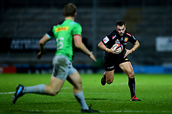 Phil Dollman of Exeter Chiefs - Mandatory by-line: Ryan Hiscott/JMP - 25/11/2019 - RUGBY - Sandy Park - Exeter, England - Exeter Braves v Harlequins - Premiership Rugby Shield