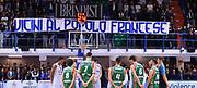 BRINDISI, 18 NOVEMBRE 2015<br /> BASKET, EUROCUP<br /> ENEL BRINDISI - GRISSINBON REGGIO EMILIA<br /> NELLA FOTO: team<br /> FOTO CIAMILLO