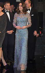 The Duke and Duchess of Cambridge attend the Royal Variety Performance at the Palladium Theatre, London, UK, on the 24th November 2017. Picture by Eddie Mulholland/WPA-Pool. 24 Nov 2017 Pictured: Catherine, Duchess of Cambridge, Kate Middleton. Photo credit: MEGA TheMegaAgency.com +1 888 505 6342
