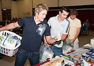Blazers Booster Club Garage Sale - 11/2/2008