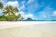 Motu Tevairoa, Bora Bora, Paul Gauguin Cruise, French Polynesia