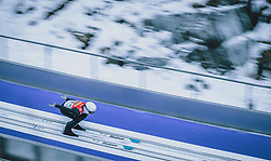 16.02.2020, Kulm, Bad Mitterndorf, AUT, FIS Ski Flug Weltcup, Kulm, Herren, im Bild Simon Ammann (SUI) // Simon Ammann of Switzerland during the men's FIS Ski Flying World Cup at the Kulm in Bad Mitterndorf, Austria on 2020/02/16. EXPA Pictures © 2020, PhotoCredit: EXPA/ Dominik Angerer