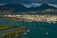 Keehi Boat Harbor & Marine Centre, Port of Honolulu