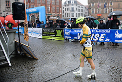 Shannon Malseed (AUS) at Driedaagse Brugge - De Panne 2018 - a 151.7 km road race from Brugge to De Panne on March 22, 2018. Photo by Sean Robinson/Velofocus.com