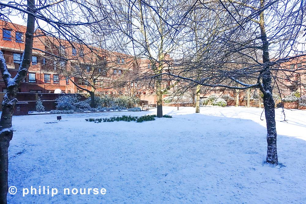 St Paul's Court, West Kensington