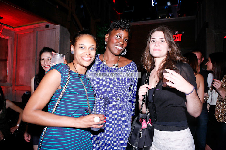Sachika After Party during STYLE360 in New York on September 13, 2011