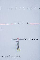 01.01.2021, Olympiaschanze, Garmisch Partenkirchen, GER, FIS Weltcup Skisprung, Vierschanzentournee, Garmisch Partenkirchen, Einzelbewerb, Herren, im Bild Daniel Huber (AUT) // Daniel Huber of Austria during the men's individual competition for the Four Hills Tournament of FIS Ski Jumping World Cup at the Olympiaschanze in Garmisch Partenkirchen, Germany on 2021/01/01. EXPA Pictures © 2020, PhotoCredit: EXPA/ JFK
