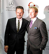 """David Arquette and Carson Kressley..The Ultimate TrunkShowhosted by Mercedes-Benz Of Beverly Hills..""""The Spirit of Hope Award"""" presented to army veteran, actor and """"Dancing with the Stars"""" contestant, JR Martinez..Beverly Hill, CA, USA..Thursday October 20, 2011..Photo ByCelebrityVibe.com..To license this image please call (323) 325-4035; or Email:CelebrityVibe@gmail.com ;.website: www.CelebrityVibe.com .**EXCLUSIVE**."""