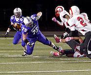 2011 - Trotwood Rams at Vandalia-Butler High School HS Football