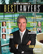 Frank Darras for Best Lawyers cover