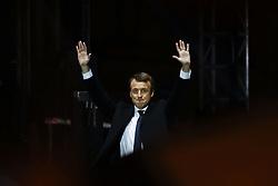 May 7, 2017 - Paris, France - Emmanuel Macron (Credit Image: © Panoramic via ZUMA Press)