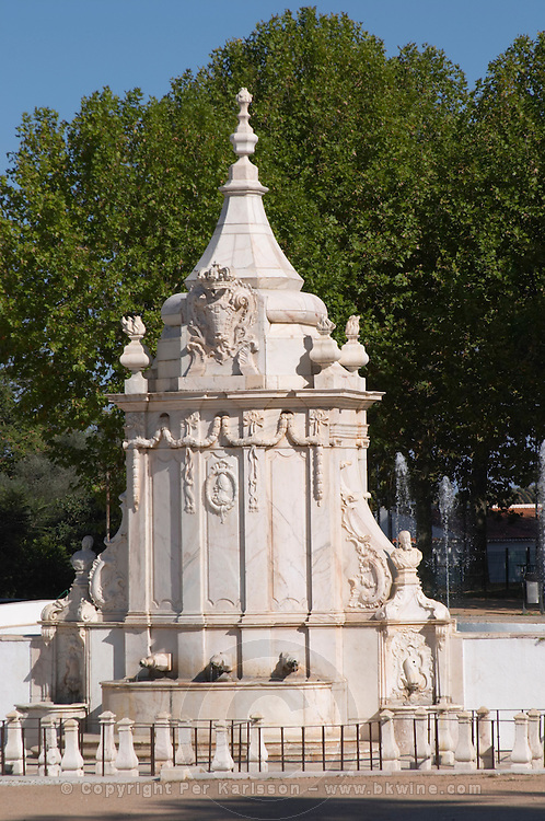 marble monument borba alentejo portugal