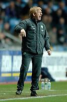 Photo: Glyn Thomas.<br />Coventry City v Glasgow Celtic. Richard Shaw's Testimonial. 11/04/2006.<br /> Celtic's manager Gordon Strachan.