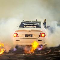2016 Burnout Blitz at Perth Motorplex