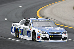July 14, 2017 - Loudon, NH, United States of America - July 14, 2017 - Loudon, NH, USA: Dale Earnhardt Jr. (88) hangs out in the garage during practice for the Overton's 301 at New Hampshire Motor Speedway in Loudon, NH. (Credit Image: © Justin R. Noe Asp Inc/ASP via ZUMA Wire)