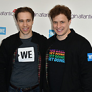 Celebrities arrives at the WE Day UK at Wembley Arena, London, Uk 6 March 2019.