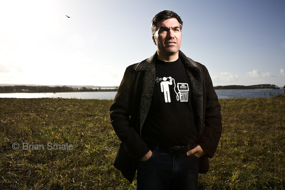 Martin Tobias Portraits of Martin Tobias, Founder & CEO of Imperium Renewables, a producer of bio fuels in Gray's Harbor, Washington.