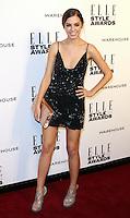 Amber Le Bon, ELLE Style Awards, One Embankment, London UK, 18 February 2014, Photo by Richard Goldschmidt