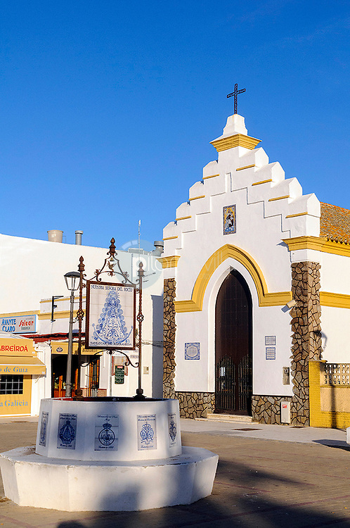 Capilla Nuestra Señora del Carmen en San Lucar de Barrameda, Cadiz. Andalucia. España. Europa  © / PILAR REVILLA