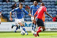 Stockport County FC 0-4 Shrewsbury Town FC 28.8.10
