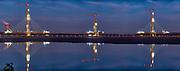 Mersey Gateway Panorama