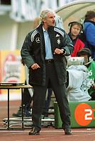 Rudi VöLLER,                      Fu§ball  Teamchef  Deutschland WM-Qualifikation  Finland - Deutschland 2:2, Tyskland