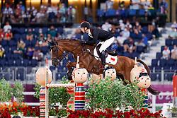 Hua Tian Alex, CHI, Don Geniro, 217<br /> Olympic Games Tokyo 2021<br /> © Hippo Foto - Dirk Caremans<br /> 02/08/2021